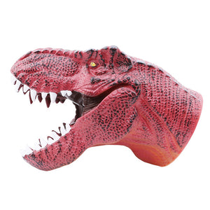 Battle dinosaur head gloves - the original version - Trending2