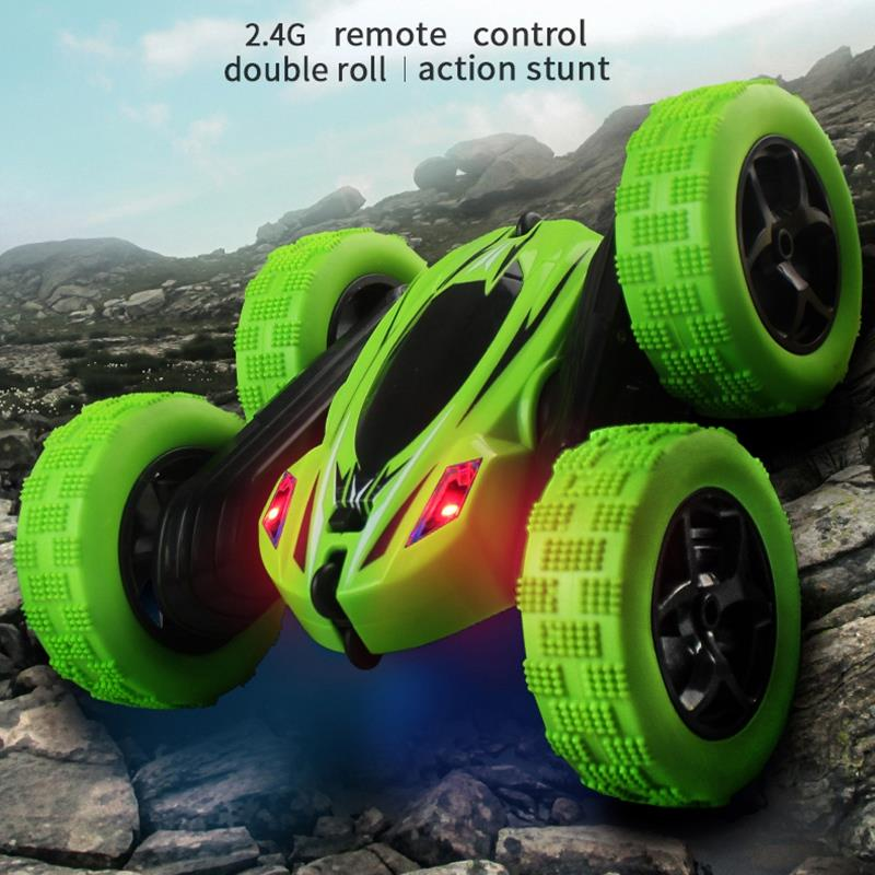 Stunt Remote Control Car