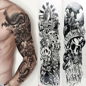 fake tattoo sleeves - Trending2
