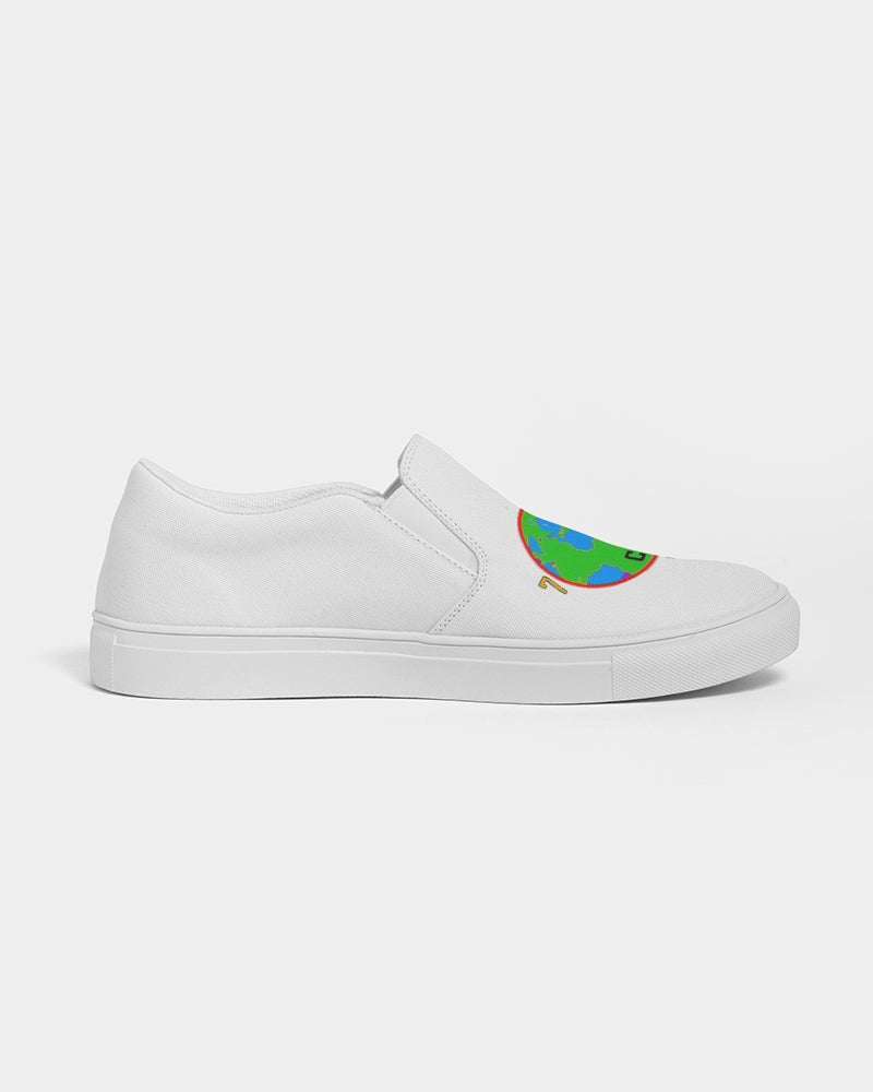What The Cold Cuts Men's Slip-On Canvas Shoe
