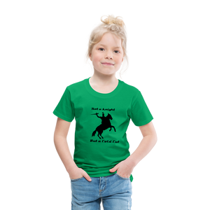 Toddler Cut It T - kelly green