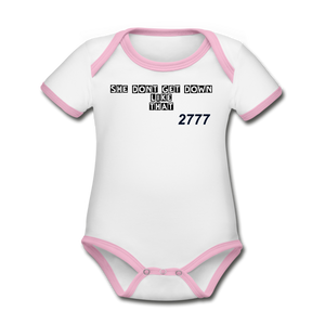 She Dont Get Down 2777 - white/pink
