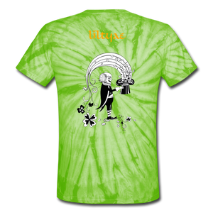 Lil Tyae T - spider lime green