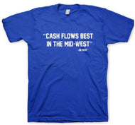 My Privado Life Cash Flows Detroit BLUE Tee
