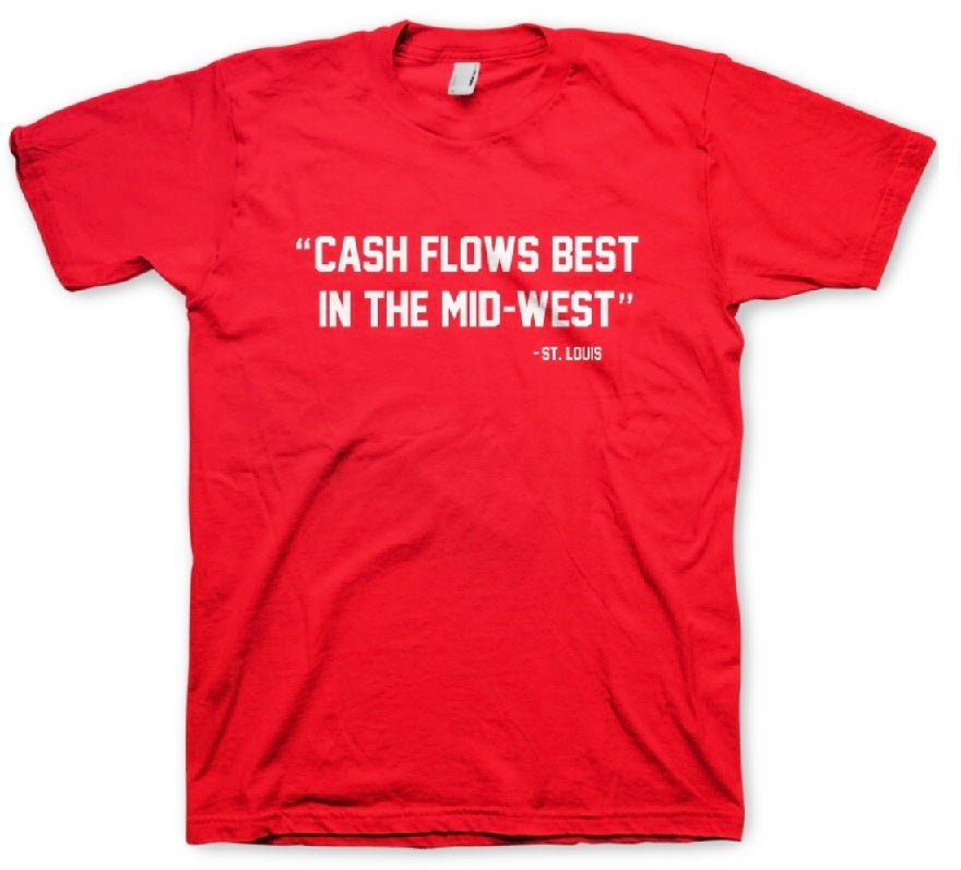 "Invest As A Team ""Cash Flows Best In The Mid-West"" -St. Louis"