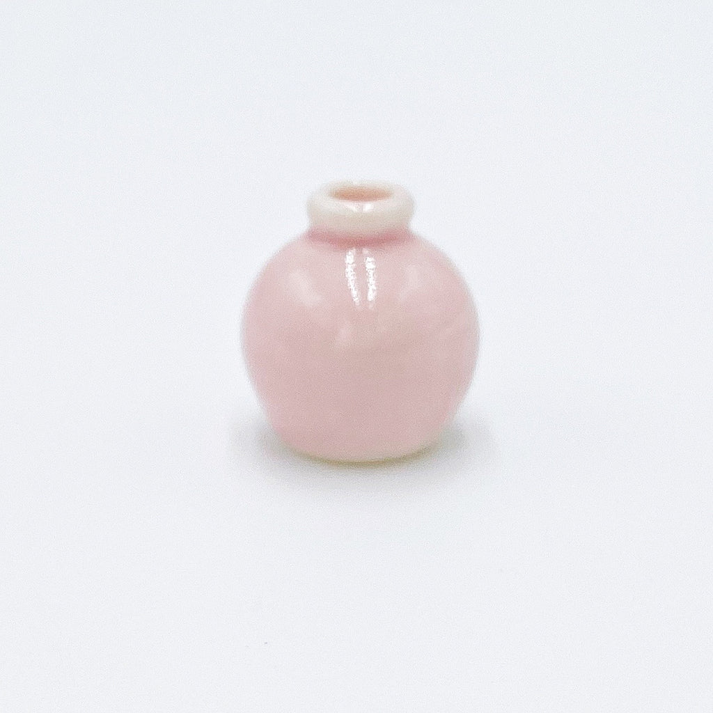 Bud Vase in Pink For Dollhouse - Life In A Dollhouse