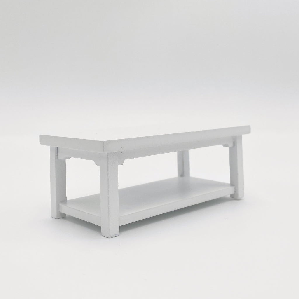 Coffee Table For Dollhouse - Life In A Dollhouse
