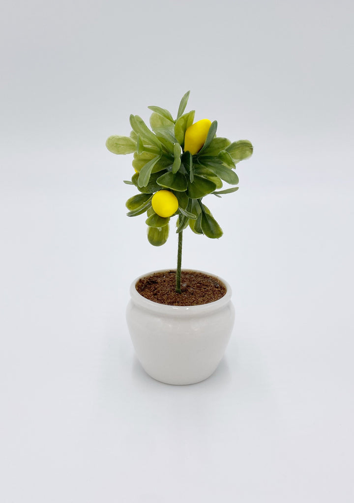 Lemon Tree For Dollhouse - Life In A Dollhouse