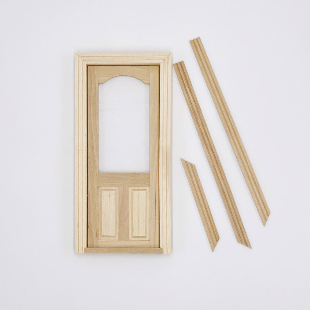 Bakery Doors For Dollhouse - Life In A Dollhouse