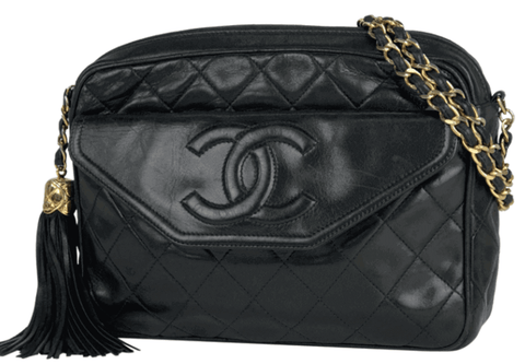 Vintage Chanel's popularity