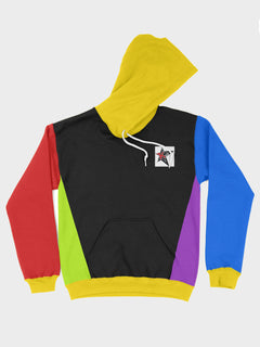 Completely Original Colorblock Design