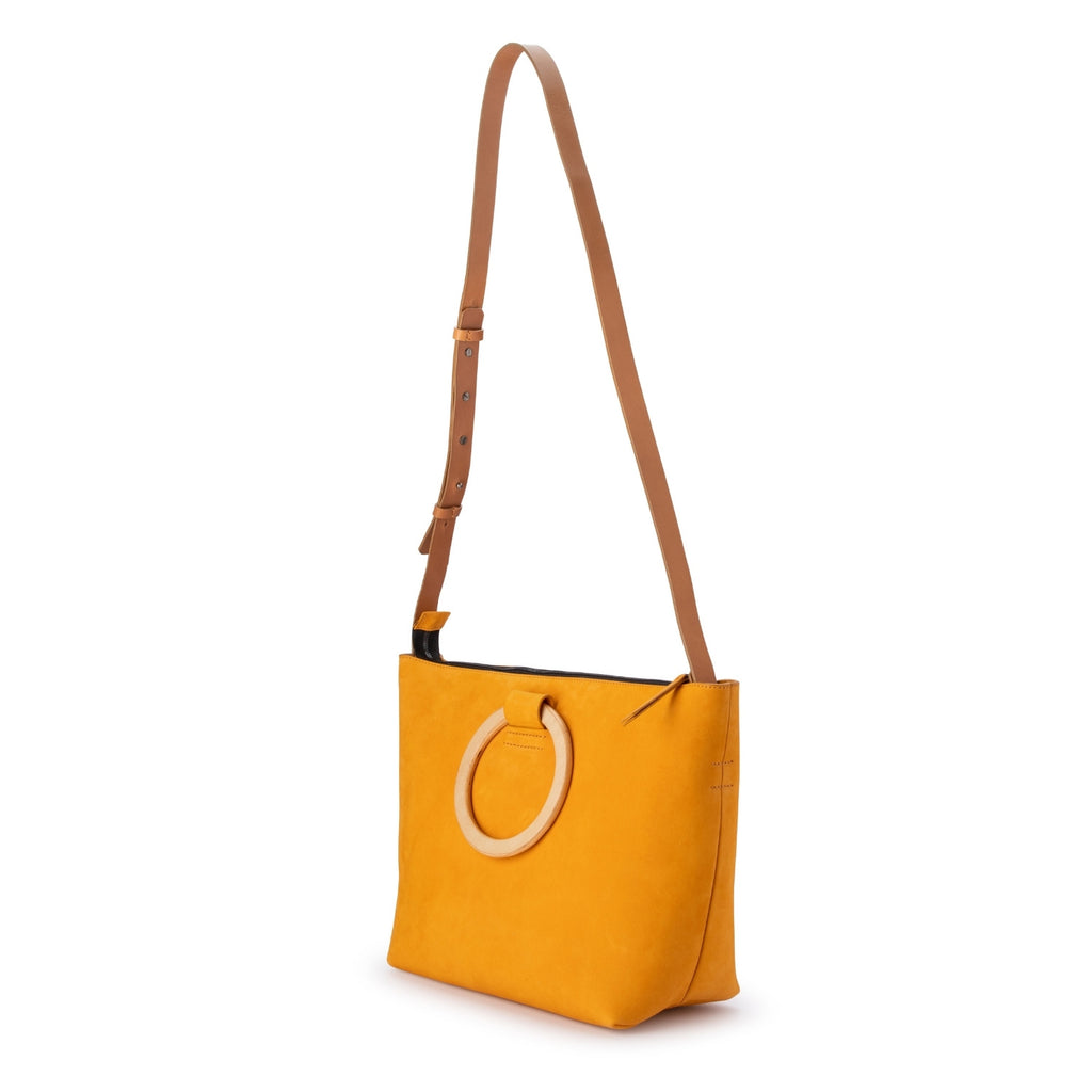 East West Tote Bag Turmeric