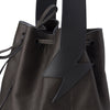 Bucket Bag Gunmetal Grey
