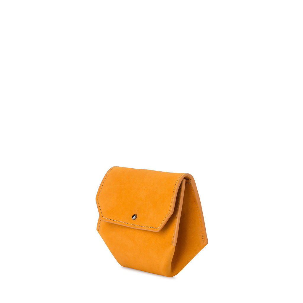 Hex Wallet - Turmeric