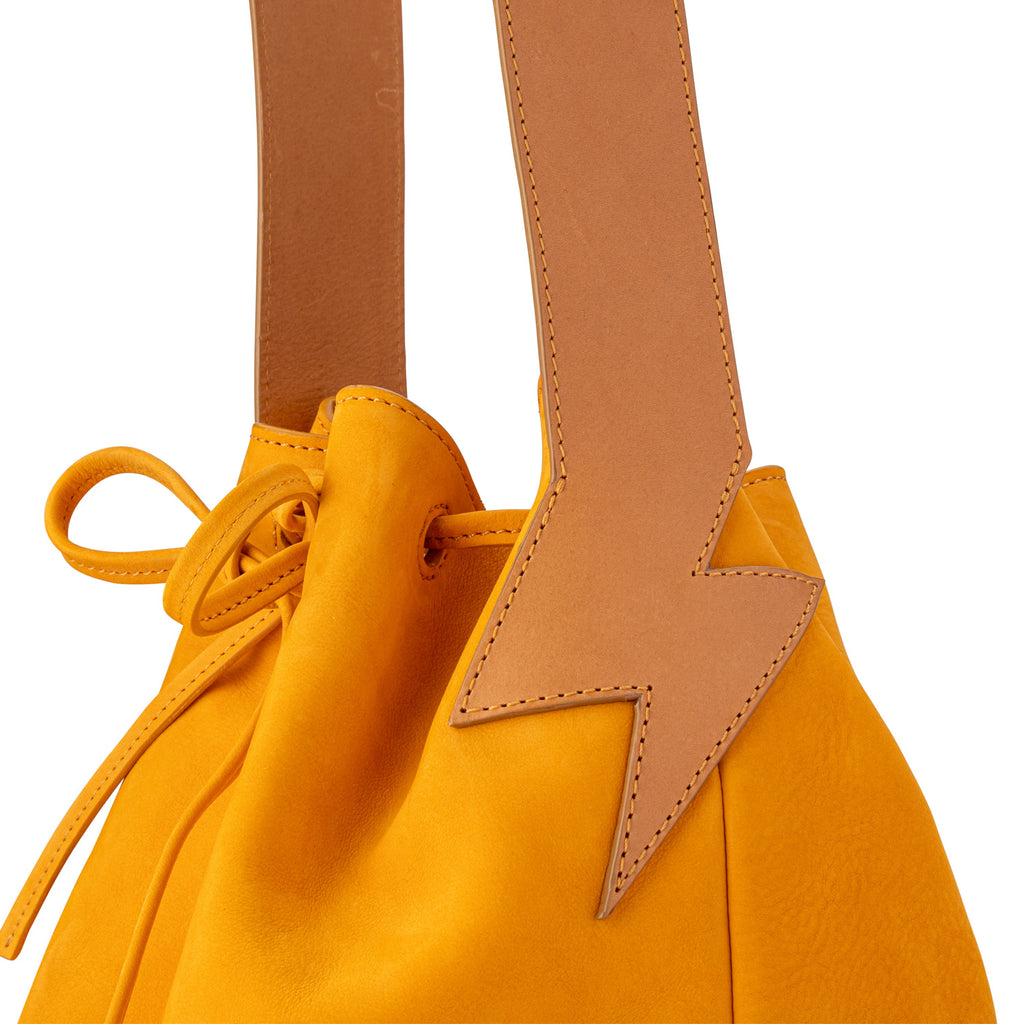Bucket Bag Tumeric