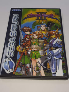Shining Force 3 - All Scenarios Complete (4 Discs) - Translated