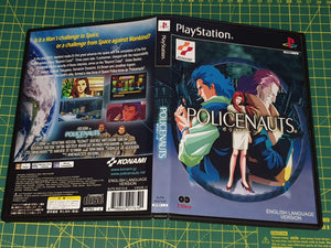 Policenauts (Translated)