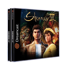 Load image into Gallery viewer, Shenmue 3 Jewel Case Dreamcast Style - NTSC-U Version (No Game)