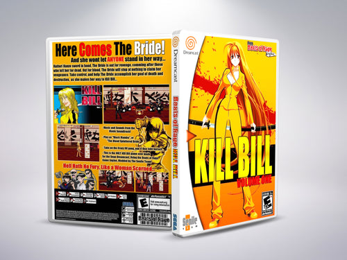 Beats of Rage: Kill Bill Vol 1