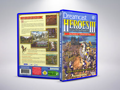 Heroes of Might and Magic 3 (Unreleased)