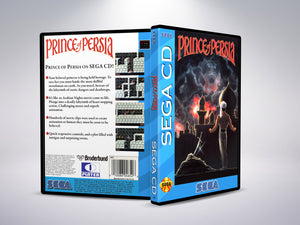 Prince of Persia (Sega CD NTSC-U Version)