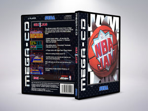 NBA Jam (Mega CD PAL Version)