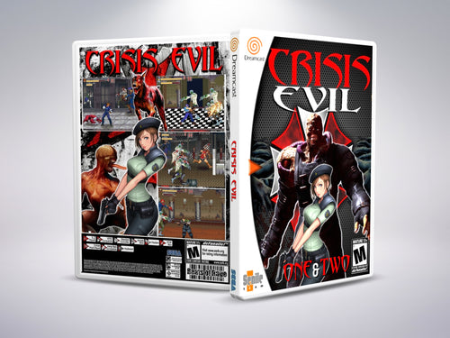 Beats of Rage: Crisis Evil 1&2