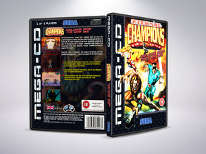 Eternal Champions: Challenge from the Dark Side (Mega CD PAL Version)