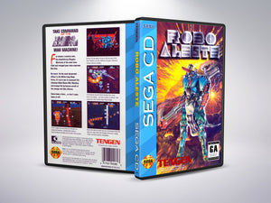 Robo Aleste (Sega CD NTSC-U Version)