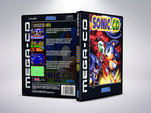 Sonic CD (Mega CD PAL Version)