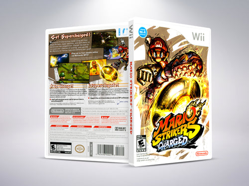Mario Strikers Charged - Nintendo Wii