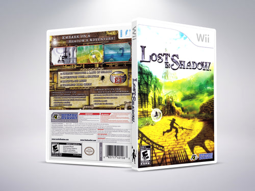 Lost in Shadow - Nintendo Wii