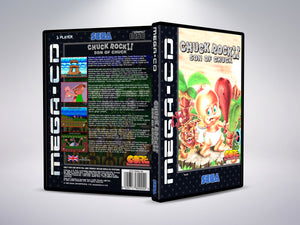 Chuck Rock 2: Son of Chuck (Mega CD PAL Version)