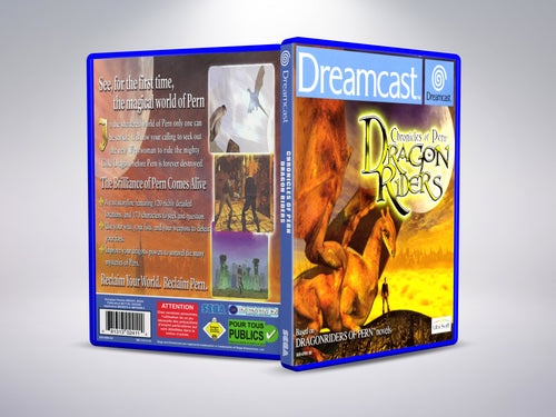 Chronicles of Pern: Dragon Riders