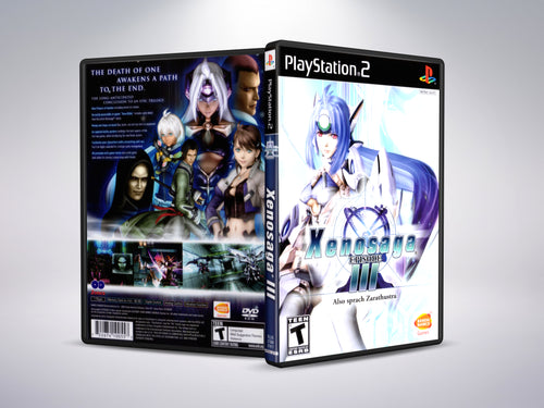 Xenosaga Episode 3