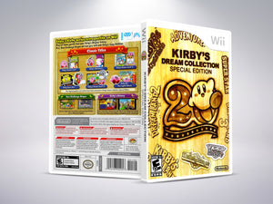 Kirby's Dream Collection - Nintendo Wii