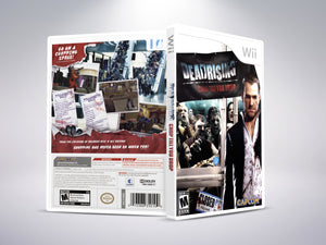 Dead Rising: Chop Till You Drop - Nintendo Wii