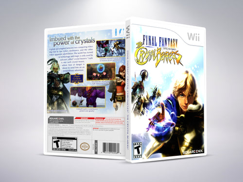Final Fantasy Crystal Chronicles: The Crystal Bearers - Nintendo Wii
