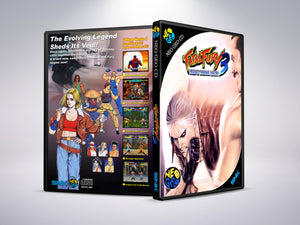 Fatal Fury 3: The Road to Final Victory - Neo Geo CD