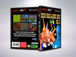 Amiga CD32 Multi Game Disc Vol 2