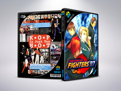 The King of Fighters 97 - Neo Geo CD