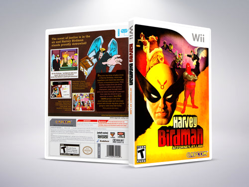 Harvey Birdman: Attorney at Law - Nintendo Wii