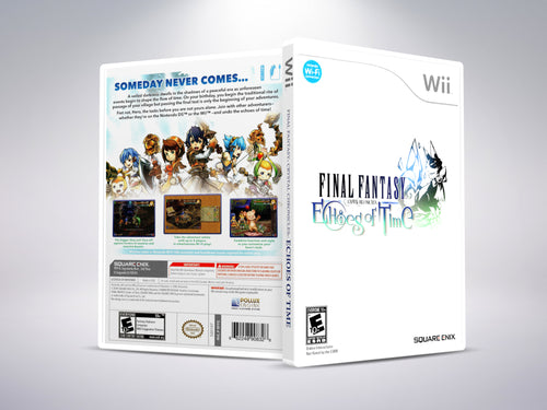 Final Fantasy Crystal Chronicles: Echoes of Time - Nintendo Wii