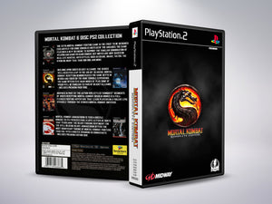Mortal Kombat 6 Disc Collection