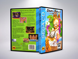 Chuck Rock 2: Son of Chuck (Sega CD NTSC-U Version)