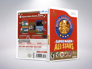 Super Mario All Stars - Nintendo Wii