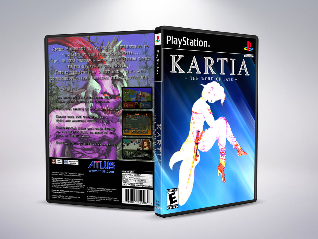 Kartia: The World of Fate