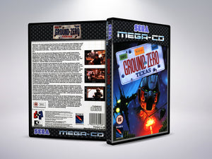 Ground Zero Texas (Mega CD PAL Version)