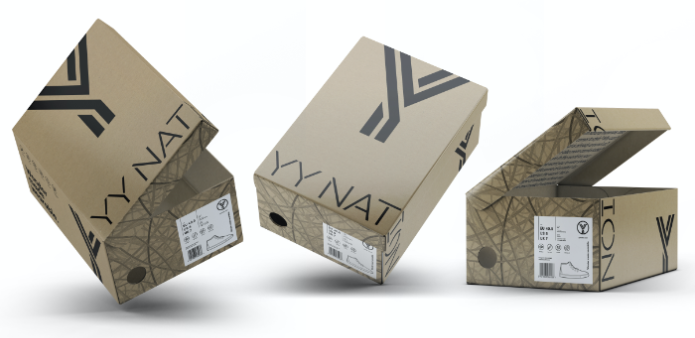 Picture of recyclable packaging