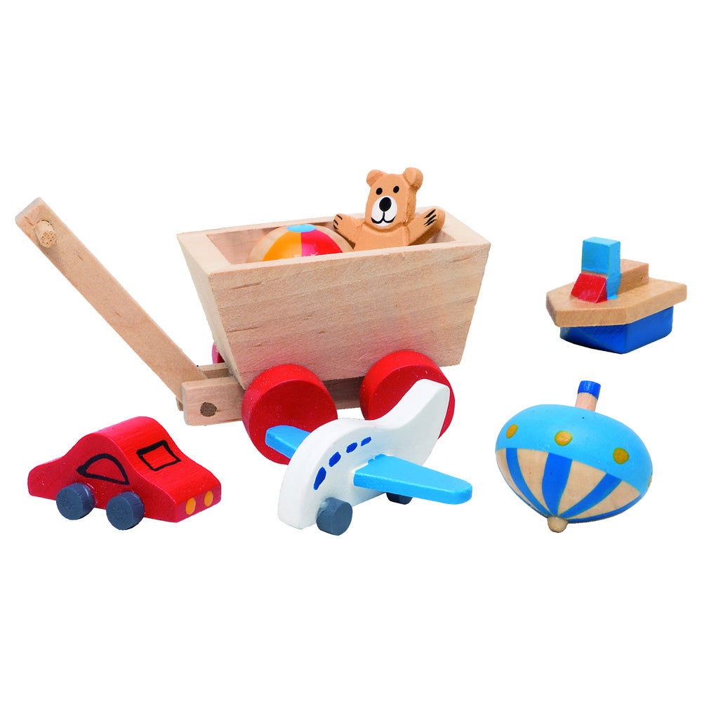 Goki Dollhouse - Children's room accessories